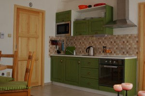 Apartmán v domě  č.35