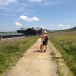 Cesta na Luční boudu, Krkonoše