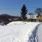 Cesta Nová Paka-Kumburk-Klepanda