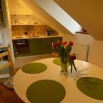 Dům č.35 - kuchyň