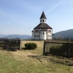 Evangelická kaple v Tesařově
