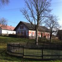 První fotky domu č.35